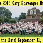 cary scavenger hunt