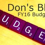 Don's Blog