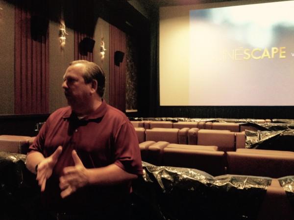 Fred Meyer VP of CineBistro Food & Beverage Operations