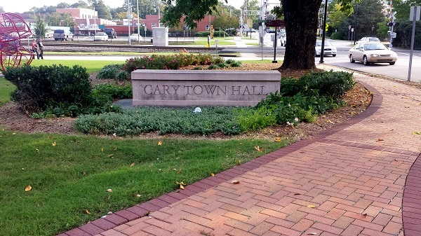 Cary Town Hall