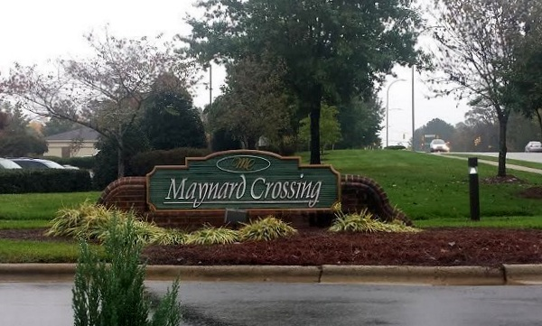 Maynard Crossing