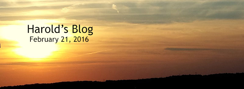 Harolds Blog