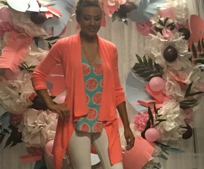 Coral is THE fashion color for Spring 2016