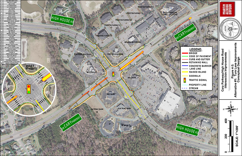Microsoft Word - Cary Parkway-High House Update Report 1-9-2013