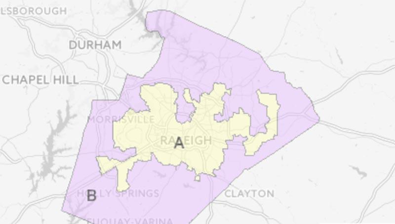 A_B District Map