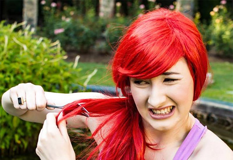 """Ariel from """"The Princess Talks"""""""