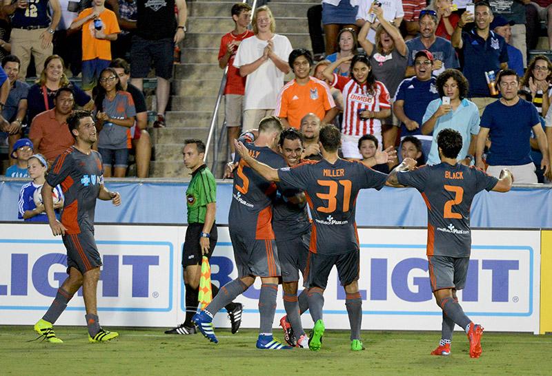 20160813 Puerto Rico FC at RailHawks