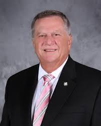 Jack Smith is the longest serving Town Council member and represents District C