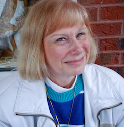 Cary author and historian Peggy Van Scoyoc.