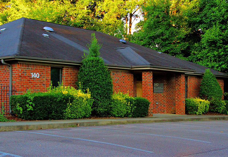One of Carolina Partners in Mental Healthcare's locations in Cary