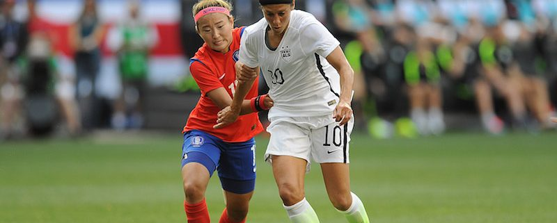 US National Women's Soccer