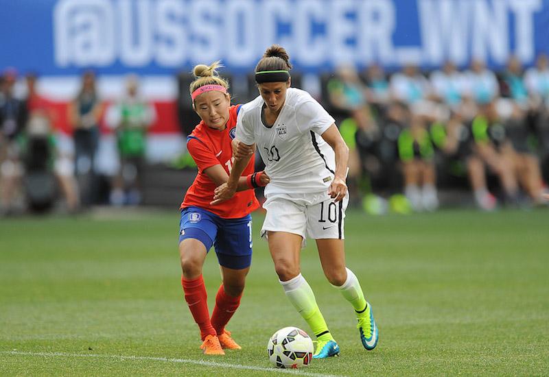 US National Women's Soccer
