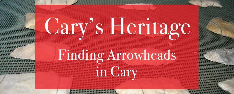 Cary History