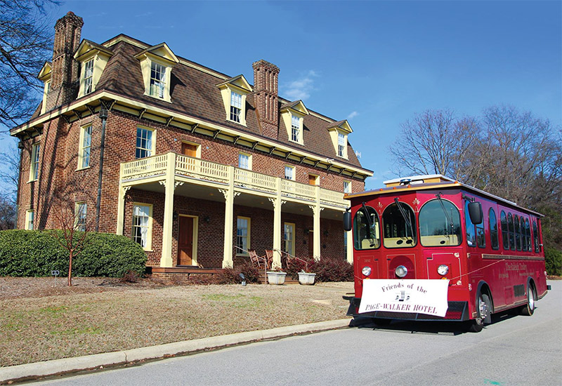 Cary History Tour