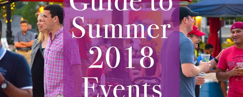 Summer 2018 Events Cary