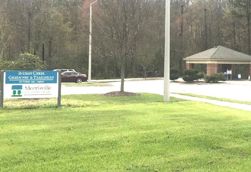 Morrisville Veterans Memorial