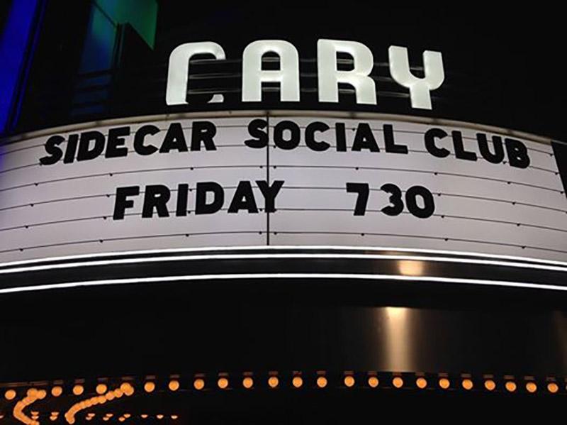 Sidecar Social Club