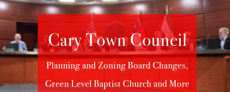 Cary Town Council