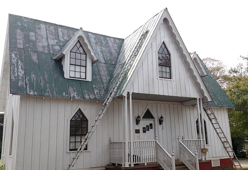 Ivey Ellington House