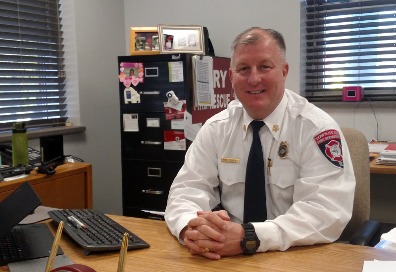 Cary Fire Chief