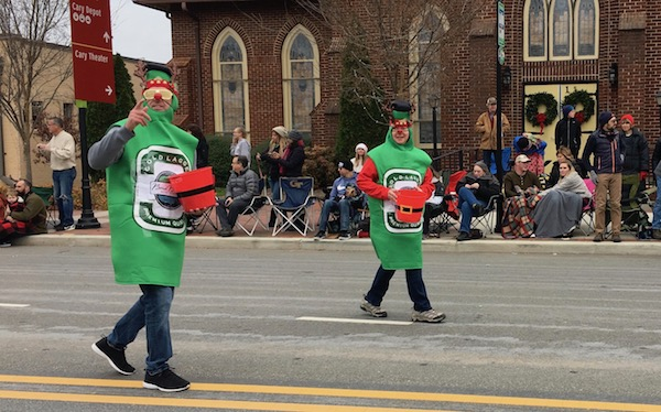Cary Christmas Parade