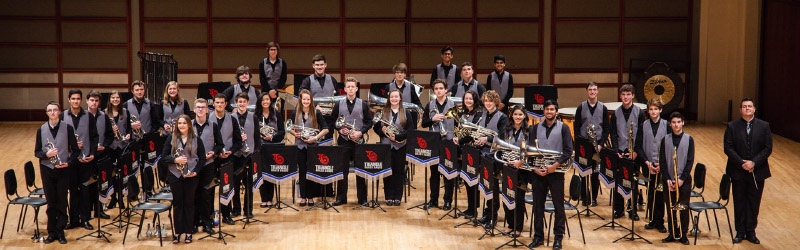 Triangle Youth Brass Band