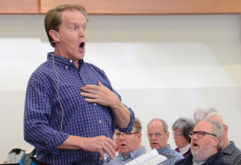 Cary Community Choir