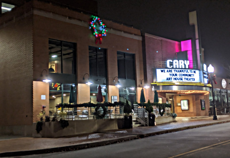 Cary Theater