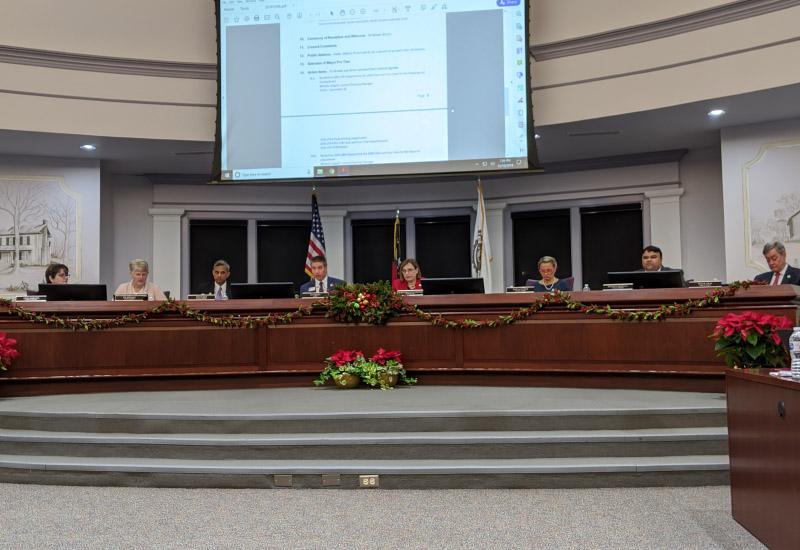 Morrisville Town Council